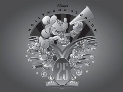Disney's Hollywood Studios 25th Anniversary Event