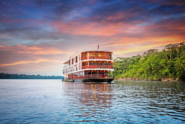 Amazon River Adventures by Disney
