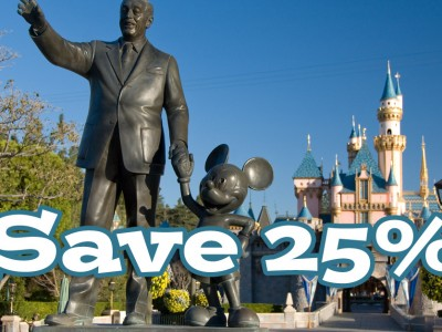 2015 Disneyland Springs Savings Offer – April 5 – June 16, 2015