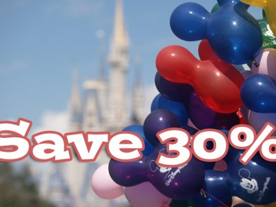 2015 Walt Disney World Spring Savings – June 16 – August 27, 2015